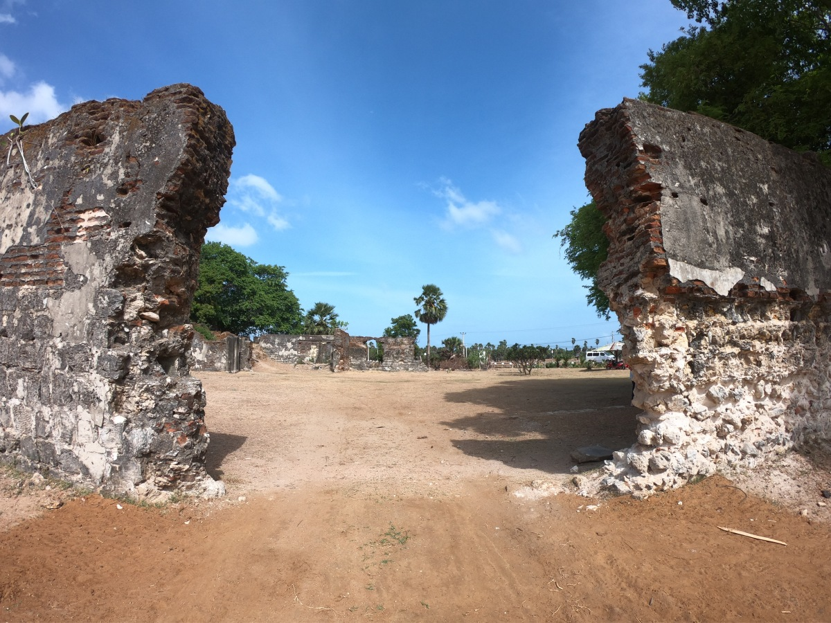 Walking Heritage into Future Cities and the Potential for Historical Archaeology in Sri Lanka