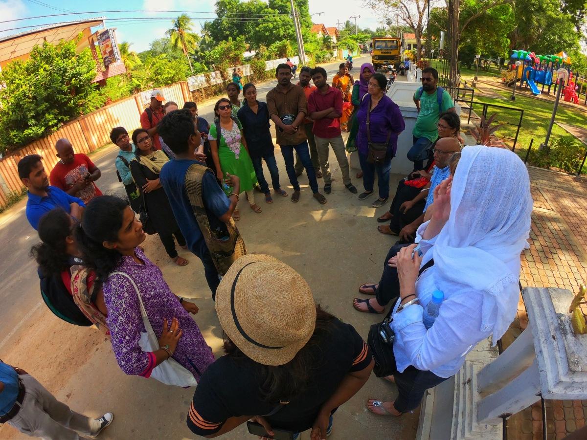 Walking Heritage into Future Cities in SriLanka