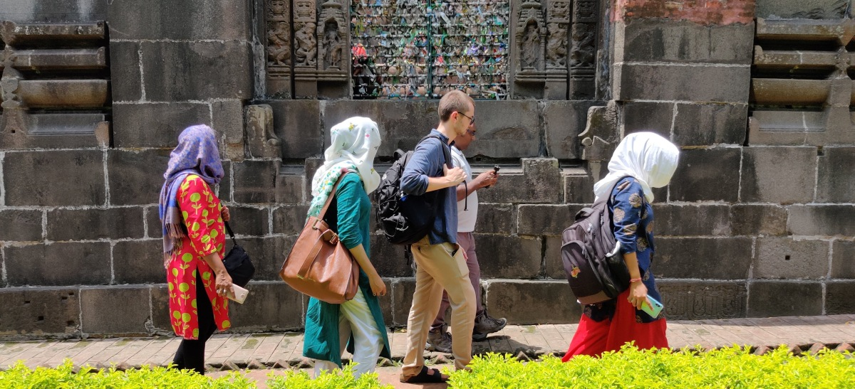Interning with HWC: Heritage appreciation to take wing in Sri Lanka – experiences andambitions